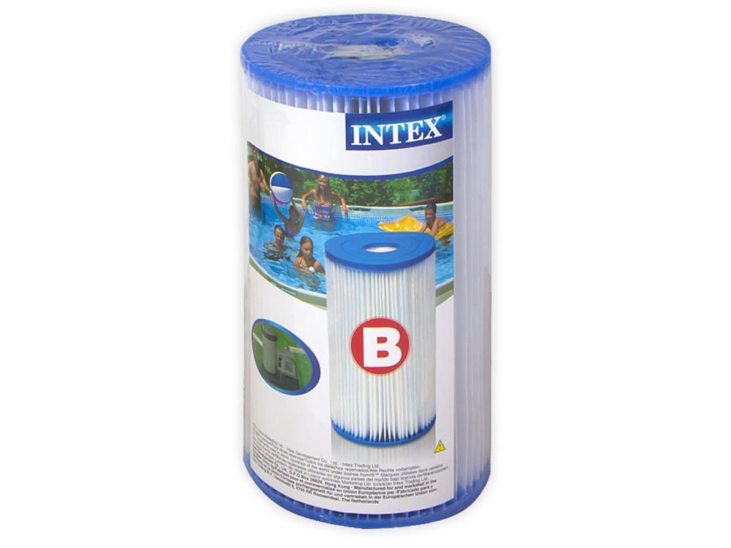 Filtro a cartuccia grande tipo b intex per piscina in vendita ricambi intex tutti i prodotti - Filtro cartuccia piscina ...