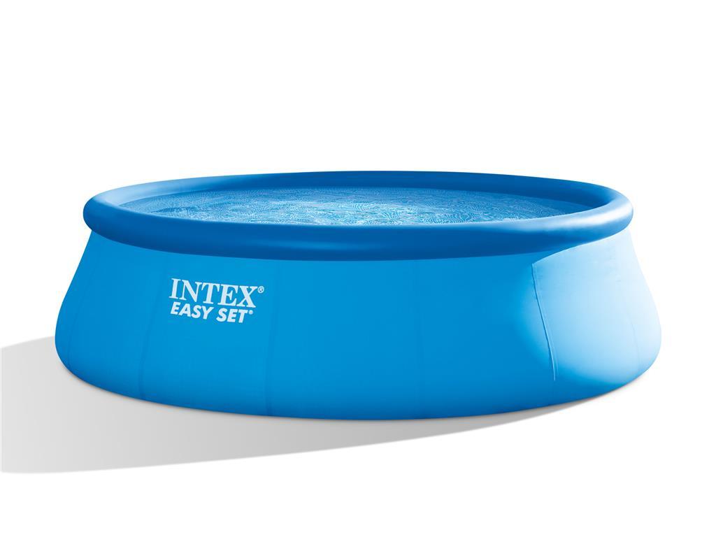 Piscina fuori terra rotonda easy set intex 549x122 cm in for Vendita piscine intex