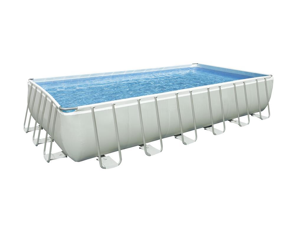 come si fa a collegare un vuoto a una piscina di Intex terra