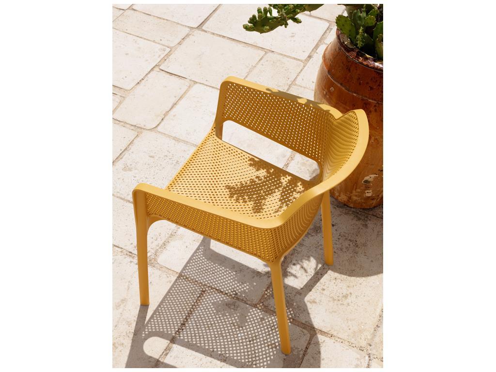 Sedia monoblocco net nardi in vendita poltrone sedie e sgabelli