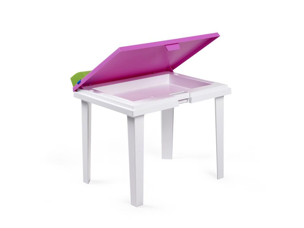 Tavolino colorato per bambini aladino nardi in vendita for Tavolino per bambino