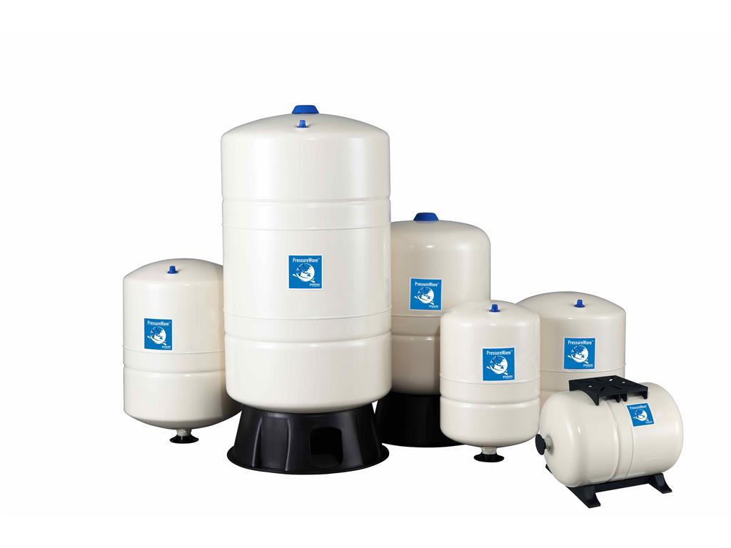 VASO ESPANSIONE GLOBAL WATER SOLUTIONS SERIE PRESSURE WAVE CHALLENGER
