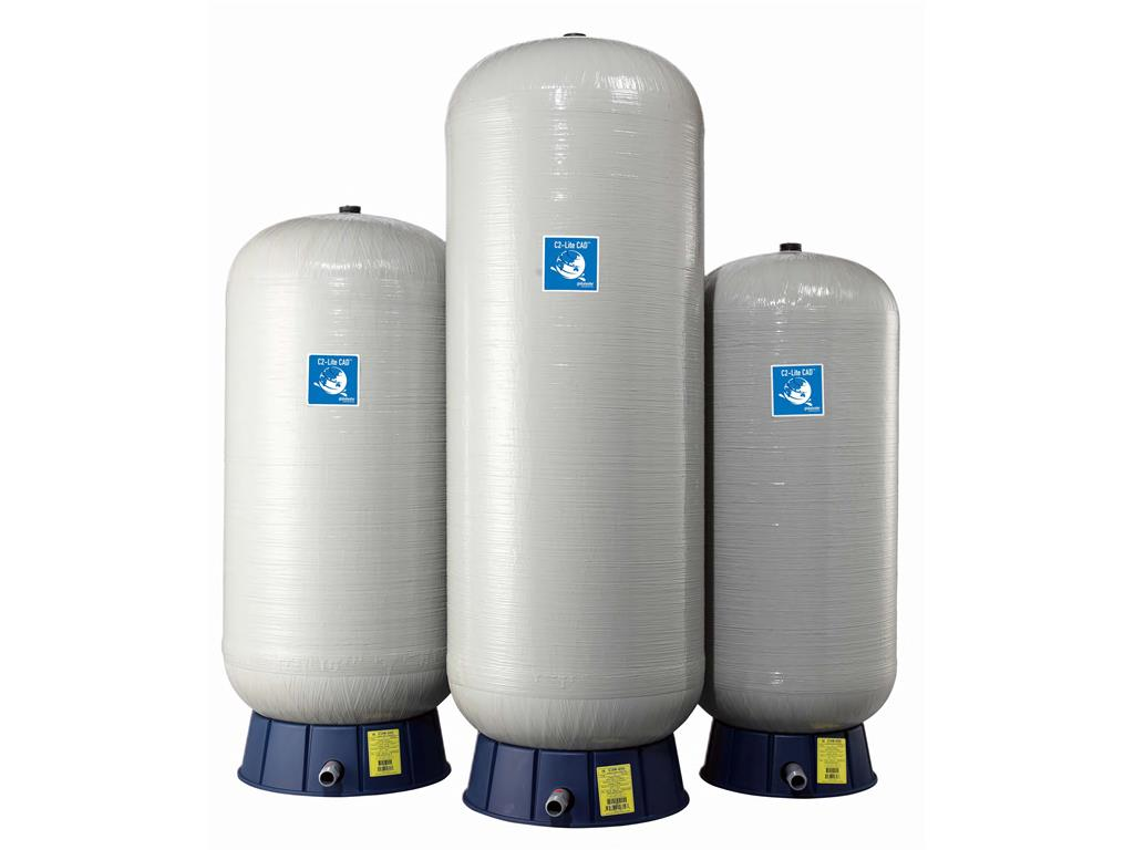 VASO ESPANSIONE GLOBAL WATER SOLUTIONS SERIE C2 LITE CAD