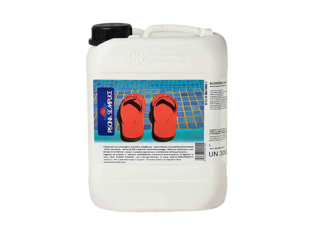 ALGATOP PLUS ANTIALGHE SUPERCONCENTRATO PISCINA