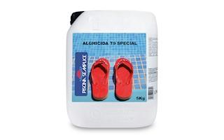 "PISCINA SEMPLICE (LAPI) - ALGHICIDA T9 SPECIAL ""ALGATOP N/50 SPECIAL"" - TANICA 5 KG"