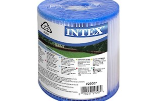FILTRO A CARTUCCIA MINI INTEX PER PISCINA